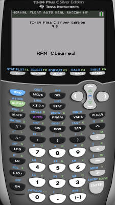 TI 84 Graphic Calculator