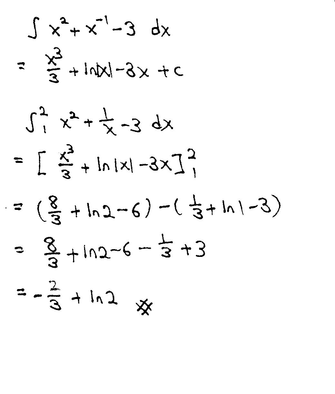 GCE O-level Additional Math Definite Integration Math Tuition